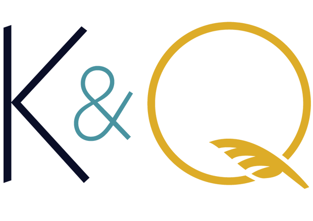 Key and Quill Logo